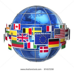 stock-photo-worldwide-international-communication-concept-cloud-of-colorful-state-flags-around-blue-glass-97457258